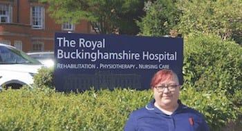 Royal Bucks puts nursing at the heart of good rehab