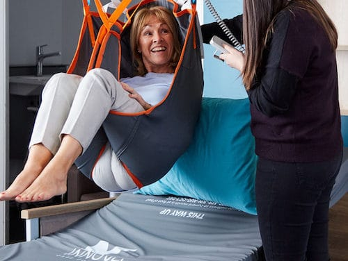 Innovative care home equipment makes all the difference