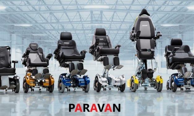 Precision Rehab to showcase powerchair range at the OT show