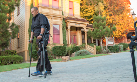 2020: The year of the exoskeleton?