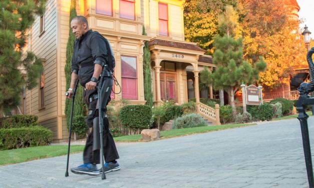 2020: The year of the exoskeleton?