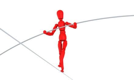 Striking a balance in rehabilitation