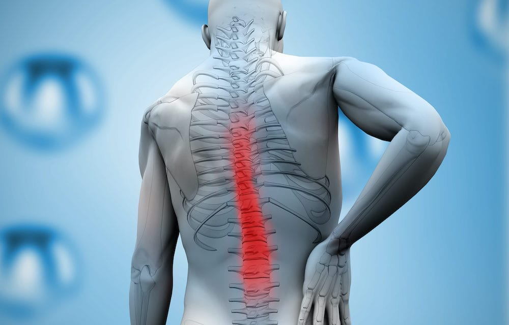 Spinal injury sitting issues tackled with tech
