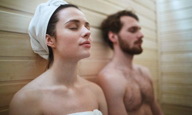 Finnish saunas and the brain