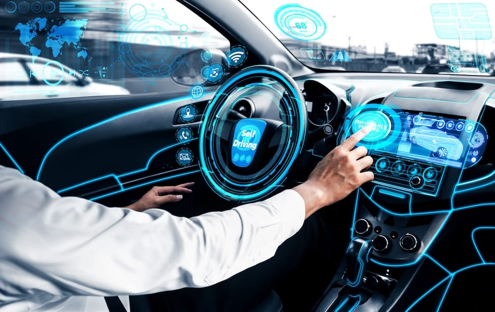 Driverless vehicles and injury