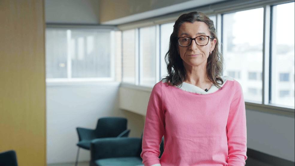 Dr Marlena Klaic, the translational research lead at Royal Melbourne Hospital