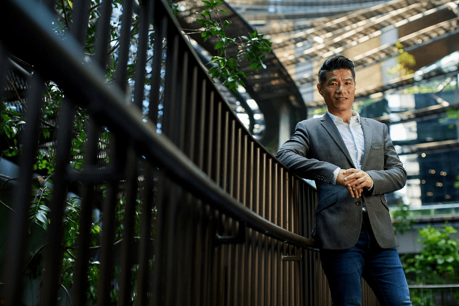 Zen Koh, co-founder and Global Hub CEO of Fourier Intelligence